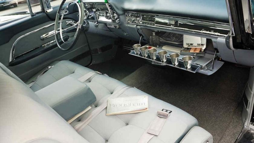 1957 Cadillac Eldorado Brougham. Image: Ridemonkey.com
