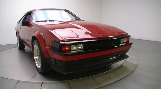 1982 Toyota Supra at RK Motors, NC, USA.