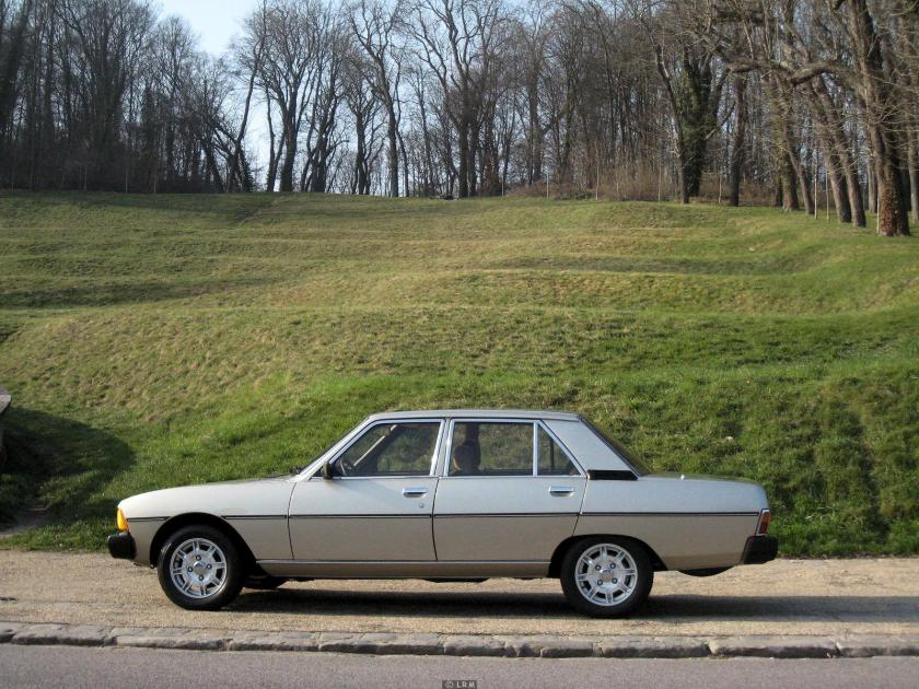 1983 Peugeot 604. Image: www.lrm-collection.fr