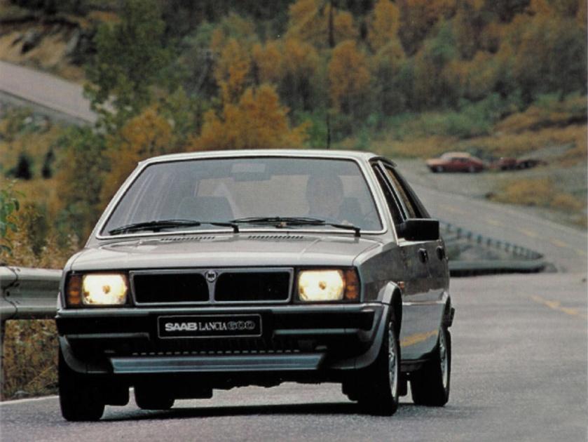 1985 Saab 600