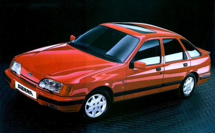 1989 Ford Sierra 4x4