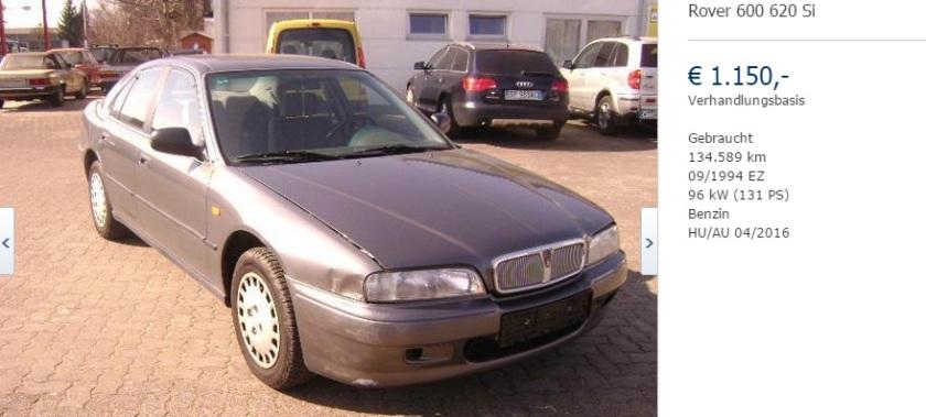 1994 Rover 620 Si