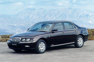 1998 Rover 75