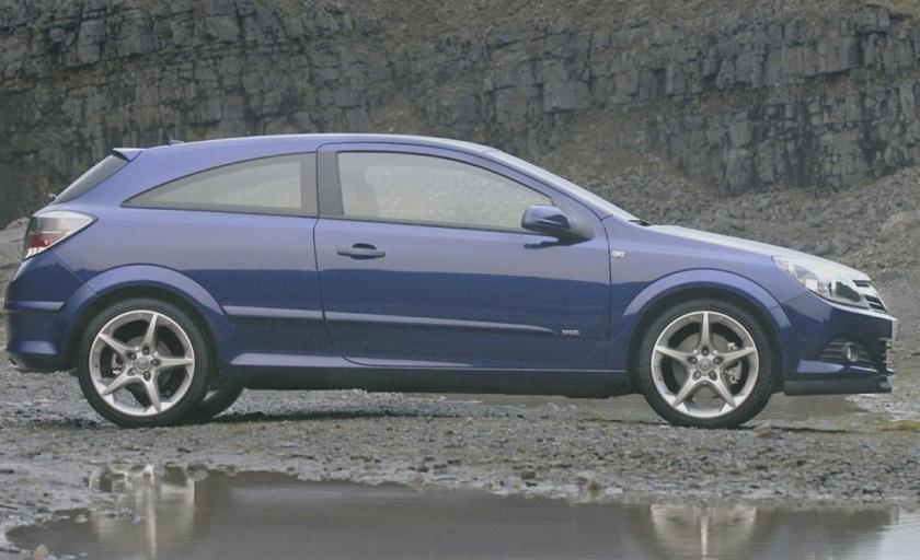 2004 Opel Astra Sporthatch. Image: autoevolution.com