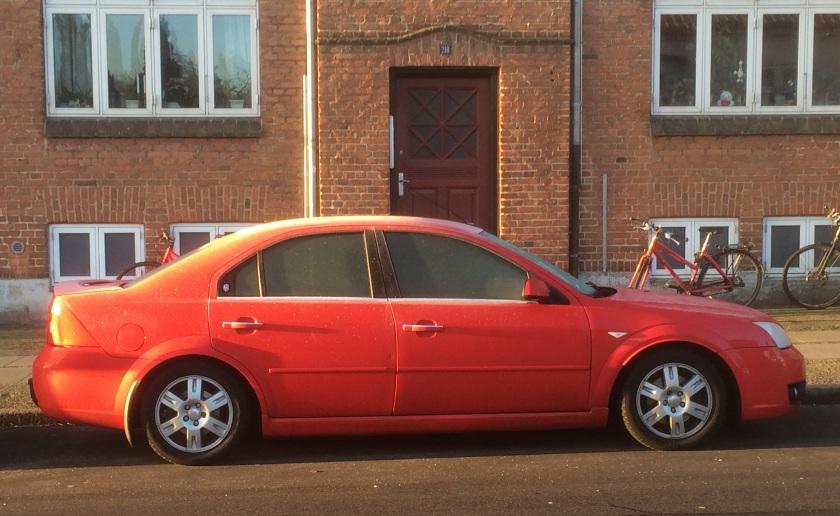 2006 Ford Mondeo Ghia in Aarhus, Denmark.