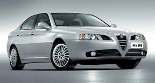 2007 Alfa Romeo 166: will we see the likes of this again?