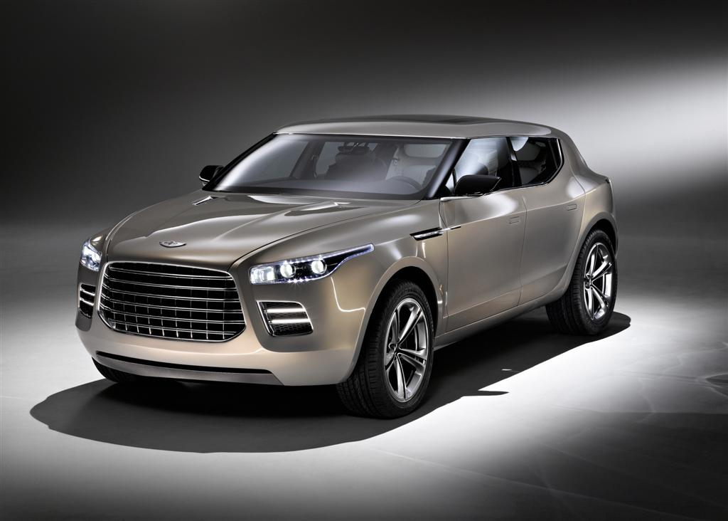 A New Frontier Aston Martin S Dbx Driven To Write