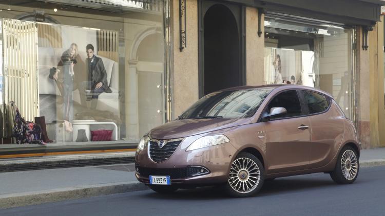2015 Lancia Ypsilon Elle. Image from Autoblog.com