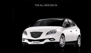 All new. And gone. The very rare Irish-market Chrysler Delta.