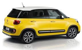 2015 Fiat 500L: the future of Fiat?