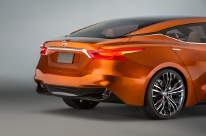 2015 Nissan Sport Sedan concept. Is this Modern?