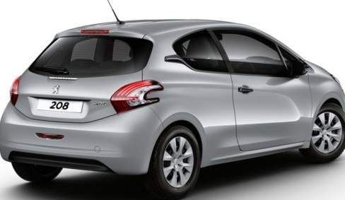 Also not sold in the US. Image from Peugeot UK
