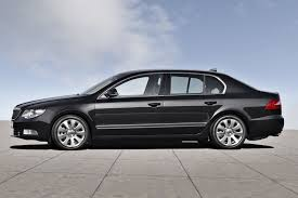 633 litres of luggage capacity. The 2015 Skoda Superb. Image: best-carz.com