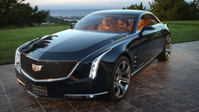 2016 Cadillac CT6. That is not a magical name. Image from modernreaders.com