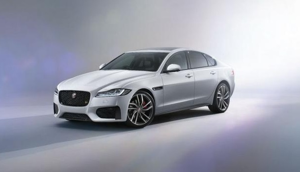 Automotive News´s image of the new XF.