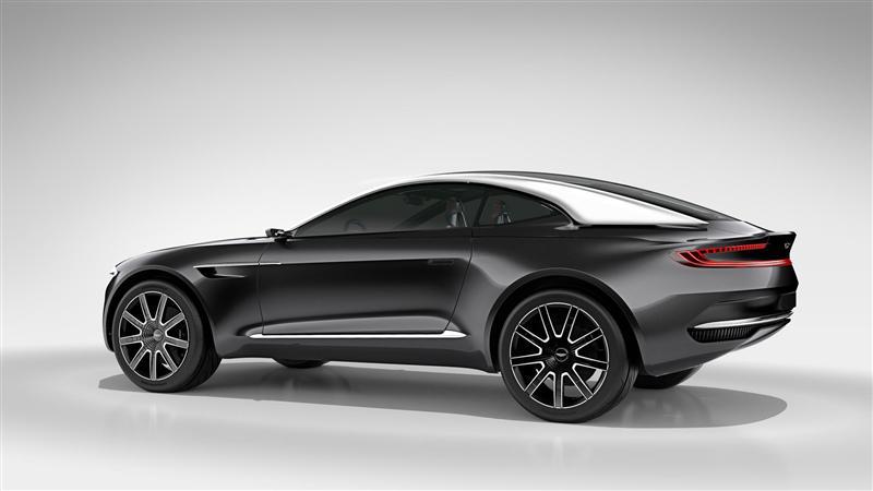 Aston-Martin DBX - image via Conceptcarz