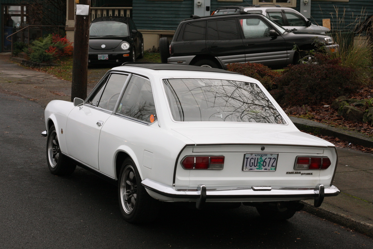 Is pininfarina about to lose its independence driven to write - 1969 fiat 124 sport coupe for sale ...