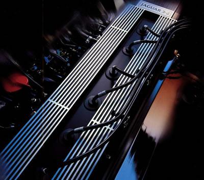 AJ-6 engine in 3.2 litre form - image via xkjaguar.com