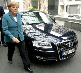 Merkel Audi