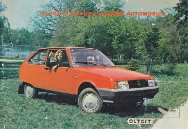 Oltcit Club