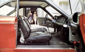 Panhard 24 Seats