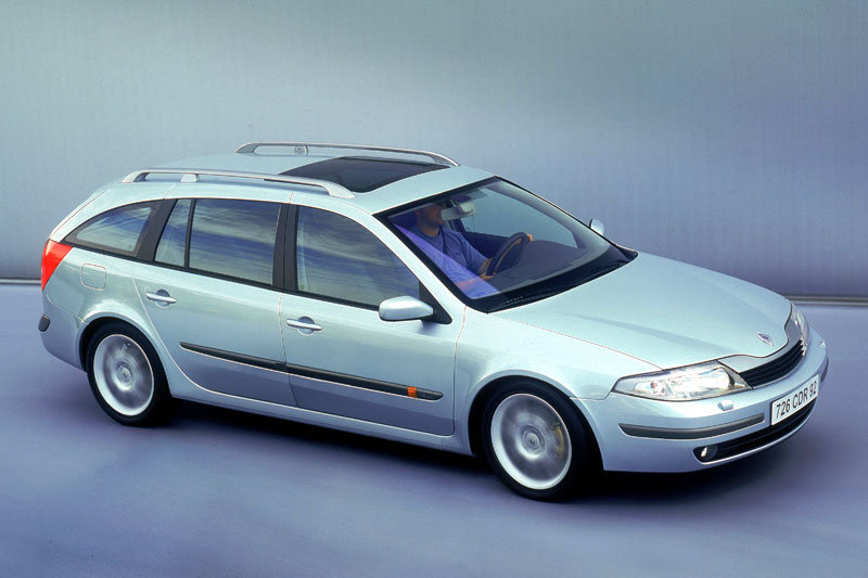 Even better looking than the hatch? Laguna Sport-Tourer - image via cars-data