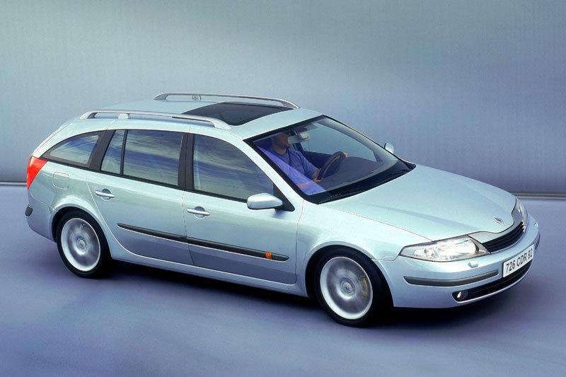 Even better looking than the hatch? Laguna Sport-Tourer - image via cars-data