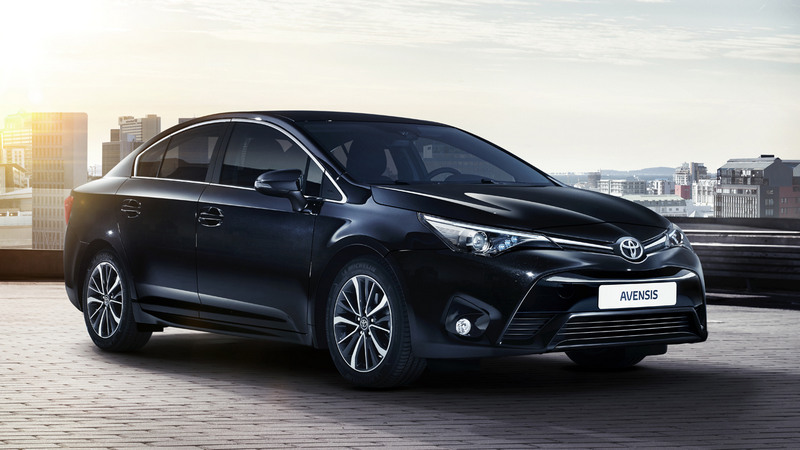 Toyota Avensis - get 'em while they're hot - image via infoziare