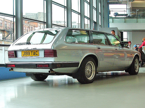 One-off XJ40 Estate built at Whitley - image via oppositelock.jalopnik