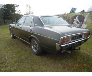 Photo series 1976 ford granada 2300 v6 gxl driven to write - Ford taunus gxl coupe 2000 v6 1971 ...