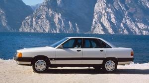 1982 Audi 100. Image: Autoviva.com