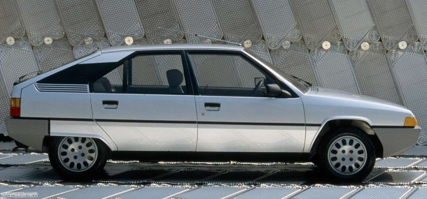 1985 Citroen BX: www.productioncars.com
