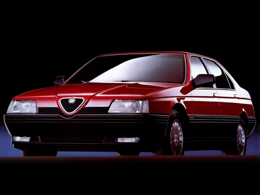 Typical 80s rubbish? A 1987 Alfa Romeo 164. Image: stockphotos.net