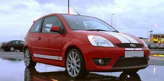 2005 Ford Fiesta ST. Image: Wikipedia.