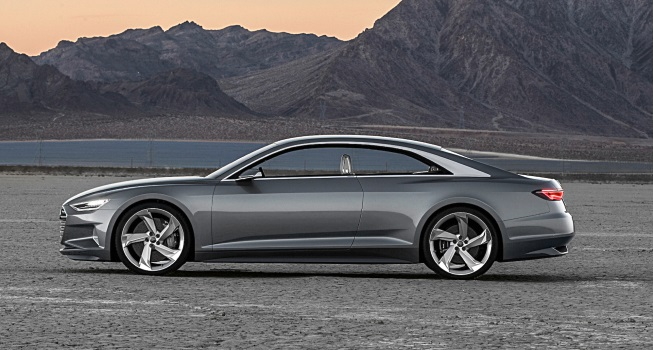 2014 Audi Prologue. Pure styling. Image: boldrides.com