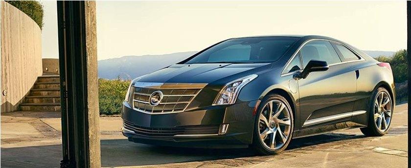 2015 Cadlillac ELR. Image: Cadillac.com