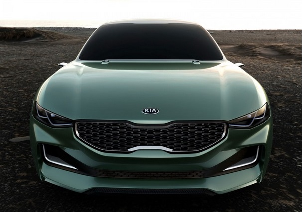 That´s just good. Plain good. Kia Novo image: carbodydesign.com