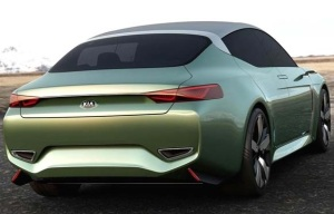 2015 Kia Novo rear no notes