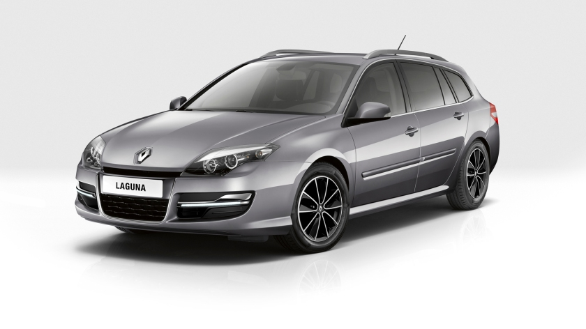 2015 Renault Laguna. Not doing so well: Renault, Denmark
