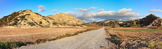 A road in Rhodes. Image: Greek Tourism