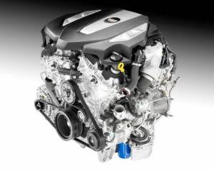 2016 Cadillac 3.0 Twin Turbo: Cadillac