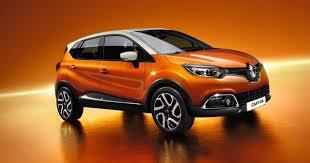 2015 Renault Captur: Renault, Denmark.