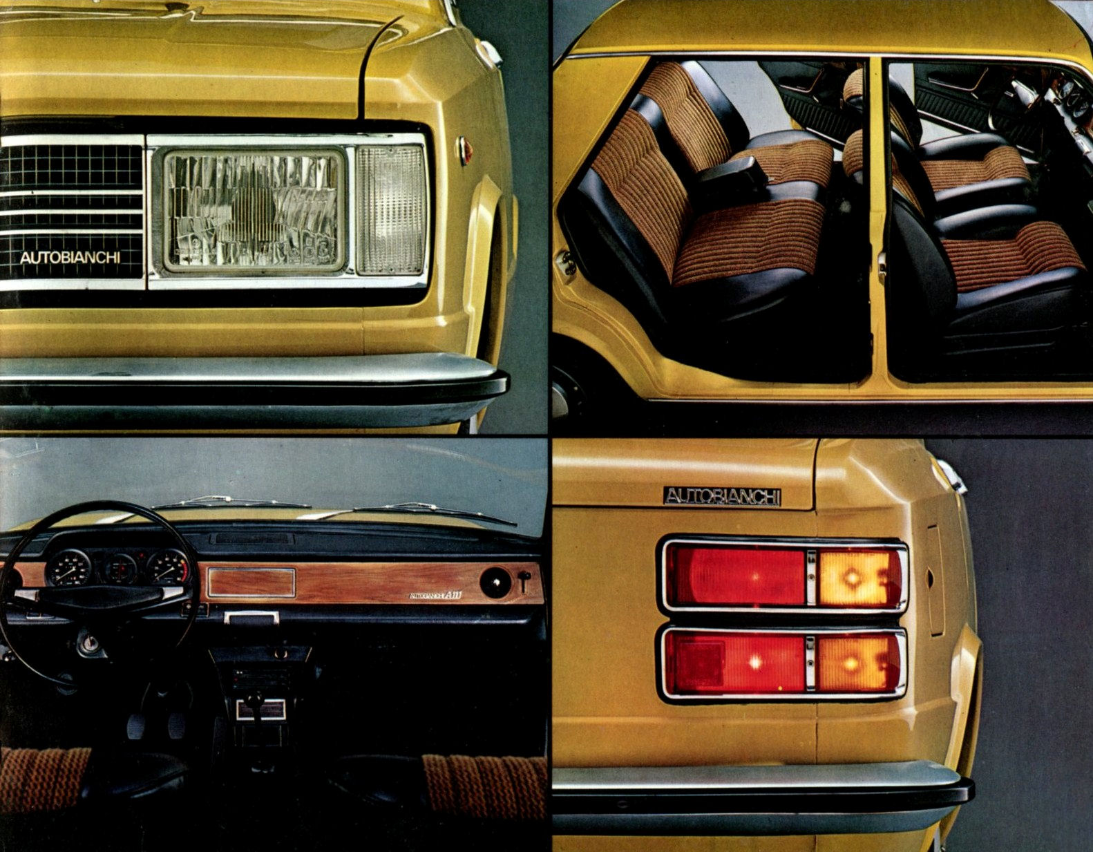 Old Car Dealers >> Fossil Traces – Autobianchi A111 – Driven To Write