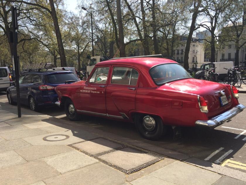GAZ Volga M21 C