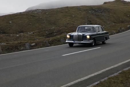 Glockner Mercedes