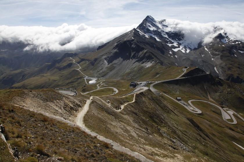 Glockner Road