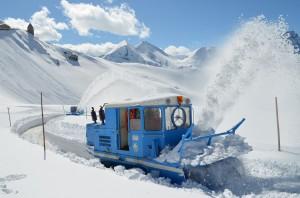 Glockner Snow Plough