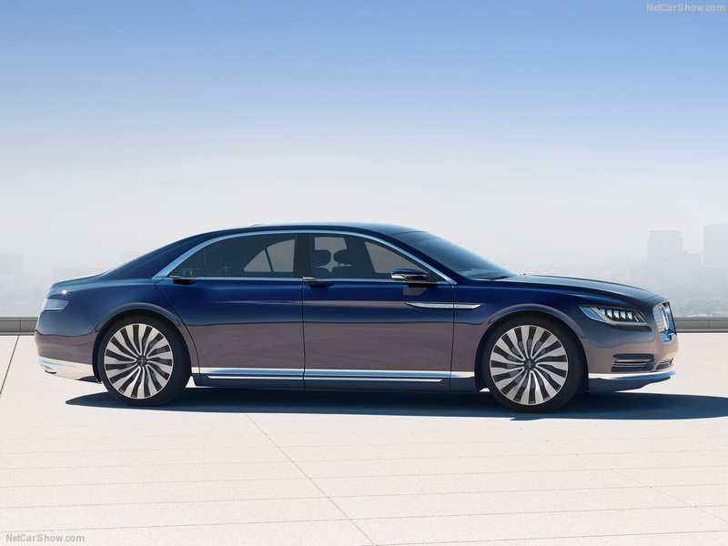 2015 Lincoln Continental concept - image via netcarshow