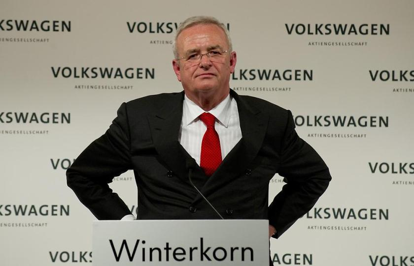 Under fire - VW's Martin Winterkorn. image via n-tv.de