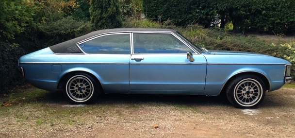1975 Ford Granada Ghia X coupe